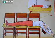 Cách chữa đau cổ vai gáy, cột sống hiệu quả nổi tiếng: Người có bệnh hay chưa đều nên tập