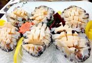 Bào ngư Hàn Quốc khẳng định chất lượng tuyệt hảo tại thị trường Việt