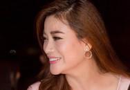 Trương Ngọc Ánh gương mặt khác lạ xuất hiện bên bà xã Bình Minh
