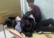 Nam sinh bị bỏng nặng do 'đốt thử xăng'
