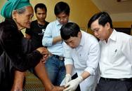 Nam sinh tử vong nghi mắc hội chứng viêm da dày sừng