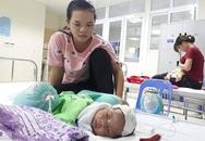 Nước mắt đau xót của cặp vợ chồng có hai con sinh đôi chưa một lần bú chung dòng sữa mẹ