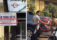 Hà Nội: Thu tiền trông giữ xe trái quy định ở cơ quan công quyền phường Liễu Giai