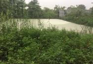 Hà Nội: Doanh nghiệp bất hợp tác khi bị bắt quả tang xả thải trộm ra môi trường