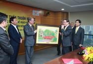 Tổng cục DS-KHHGĐ ký thỏa thuận hợp tác với Tổng công ty Bưu điện Việt Nam