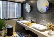 Muốn nhà tắm đẹp chỉ cần sắm một chiếc bồn rửa thế này là đủ