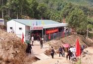 Băng rừng xây trường vùng Tây Bắc