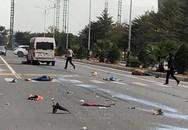 Tai nạn giao thông nghiêm trọng: Bố chồng nguy kịch, con dâu chết thảm