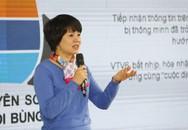Nhà báo Diễm Quỳnh: Tôi làm truyền hình mà một tuần chỉ xem tivi 30 phút