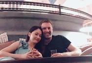 Lan Phương có bầu 5 tháng với bạn trai Tây