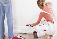 Bị sơn dính lên quần áo mà không biết những mẹo làm sạch này thì đúng là uổng phí