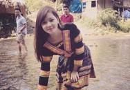 Chàng trai tìm được vợ qua bức ảnh cô gái dân tộc lạ mặt bên suối