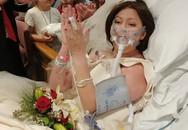 Cô dâu ung thư vú qua đời 18 tiếng sau đám cưới trên giường bệnh