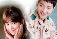 Không chỉ ga lăng với mình vợ, Song Joong Ki còn lịch thiệp với cả những người phụ nữ khác