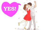 Này đàn ông, phụ nữ là viên ngọc quý, hãy cầu hôn một cách thông minh!