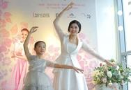 Ngắm nhan sắc của Á hậu Thanh Tú hóa thân thành vũ công