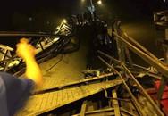 Nhân chứng vụ sập cầu ở Sài Gòn: Thương vong hiện chưa xác định