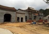 Sập giàn giáo công trình tại Yên Tử khiến nhiều người bị thương