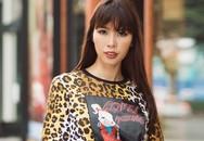 """Siêu mẫu Hà Anh: """"Mẹ chồng rất mừng khi nghe tin tôi mang bầu"""""""