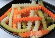 Cách muối su hào cà rốt giòn ngon, thanh mát giải ngán sau dịp lễ