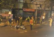 Hà Nội: Một phụ nữ mang thai tử vong sau khi va chạm với xe ô tô tải đúng lúc trời mưa phùn