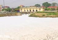 Dân sống cạnh Trạm bơm Chợ Lương, Hà Nam: Đi ngủ cũng phải đeo khẩu trang