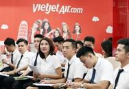 Hãng Vietjet tuyển tiếp viên hàng không