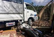 Cụ ông 70 tuổi tử vong sau va chạm với xe tải