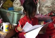 Bé gái 5 tuổi ngủ vỉa hè trong đêm lạnh xúc động ngày được đến trường