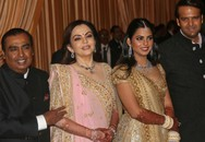 Đằng sau đám cưới thế kỷ của Ấn Độ năm 2018: Xuất thân hoàn hảo của cô dâu trong gia đình giàu nhất châu Á