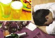 Tự ý dùng bia giải độc rượu, ngộ độc càng nghiêm trọng