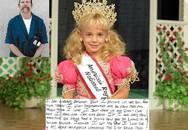 Thủ phạm vụ án sát hại Hoa hậu nhí chấn động nước Mỹ cách đây 22 năm chính thức lộ diện