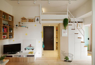 Chỉ 49m² nhưng căn hộ nhỏ này có các khu vực lưu trữ vô cùng thông minh, ai cũng nên học tập