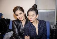 Lệ Quyên huỷ show cátxê 1 tỷ ra Hà Nội xem Hương Tràm hát