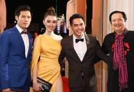 Dàn người đẹp xúng xính váy áo dự 'Mai Vàng 2018'