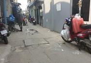 Bé gái 2 tuổi bị xe ben chạy lùi cán tử vong ở Sài Gòn