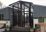 Nhà cấp 4 chỉ vỏn vẹn 40m² đang làm mưa làm gió trên thị trường nhờ thiết kế lạ lùng mà hợp lý