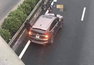 Xe 7 chỗ tông chết người đàn ông đi bộ qua đường cao tốc