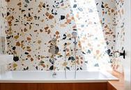 Những thay đổi bất ngờ khiến phòng tắm gia đình thêm xinh