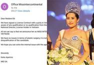 """Vụ Ngân Anh """"thi chui"""": BTC Hoa hậu liên lục địa lên tiếng"""
