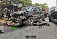 Vụ xe ô tô đâm liên hoàn: Tài xế xuống xe xin lỗi từng nạn nhân, người thân gào khóc tại hiện trường