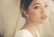 Trở về sau tuần trăng mật cùng chồng đại gia, Á hậu Thanh Tú lần đầu khoe ảnh cô dâu xinh đẹp