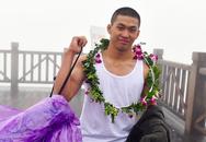 Nam thanh niên phong phanh áo ba lỗ check in Fanxipan trời âm độ có nguy cơ gì?