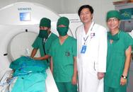 Nghệ An: Ứng dụng kỹ thuật đốt sóng cao tần trong điều trị ung thư phổi