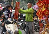 Chợ Tết ở Hà Nội bắt đầu nhộn nhịp