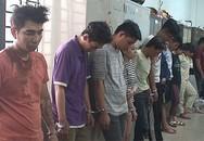 'Động lắc' ở Sài Gòn bị đột kích