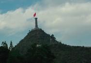 Hiên ngang lá cờ đỏ sao vàng nơi địa đầu Tổ quốc