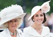 Hoàng gia Anh từng lo Kate sẽ thành 'Camilla thứ hai'
