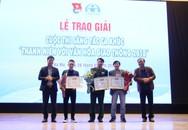 """Trao giải cuộc thi sáng tác """"Thanh niên với văn hóa giao thông"""" năm 2018"""