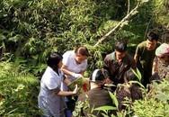 Thai phụ bị ngã xuống vực, bác sĩ lao xuống đỡ đẻ thành công